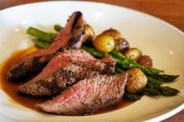 Seasons 52 Wood Grilled Bistro Steak